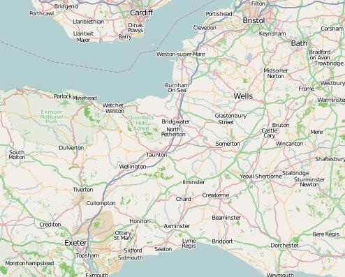 UK Sites Caravan And Campsites Online In Somerset
